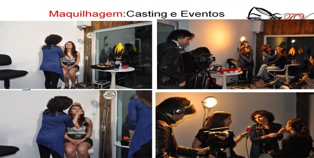 Maquilhagem - Face Studio